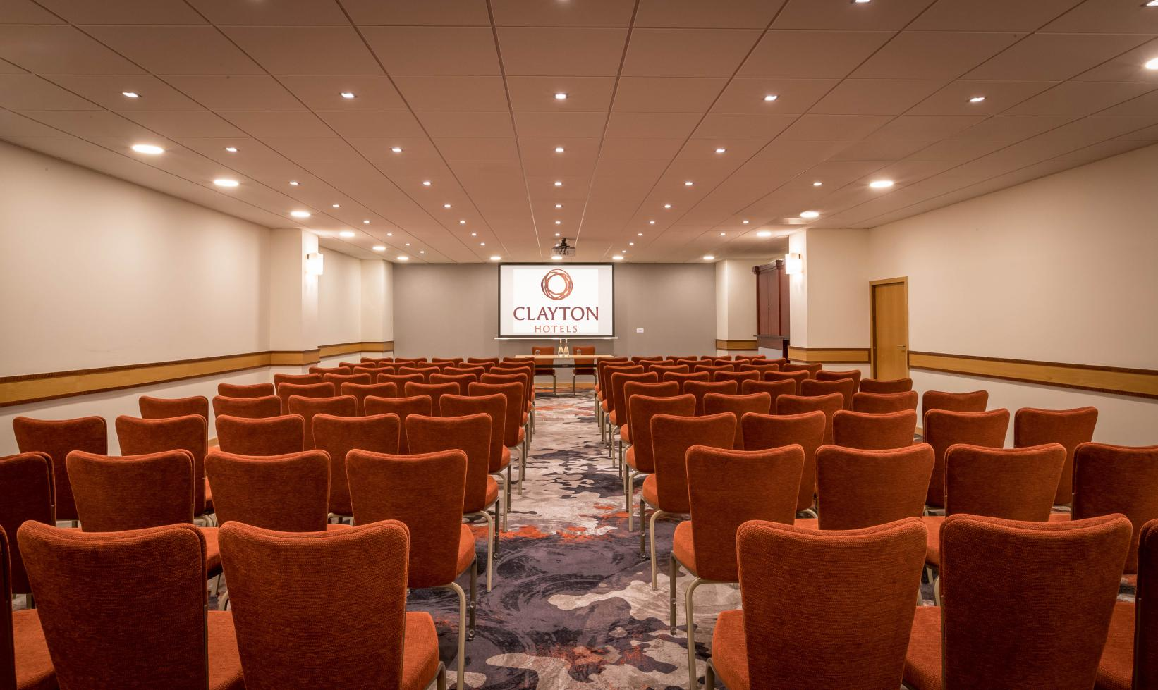 Conference room at Clayton Hotel Leopardstown