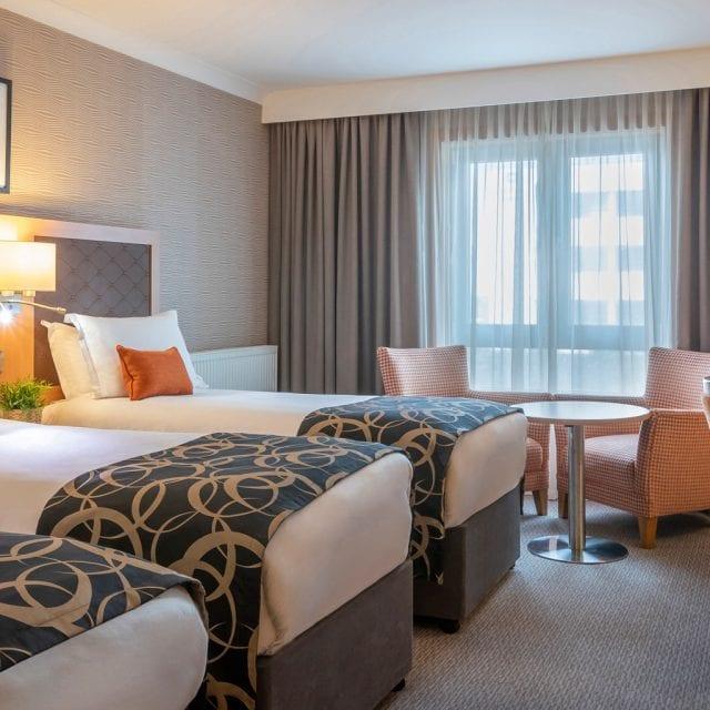 Triple Bedroom Room at Clayton Hotel Leopardstown